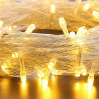 100/200/300LEDs 10/20/30M String Fairy Light Christmas Xmas Party Indoor/Outdoor