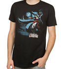 League of Legends Ahri Black Men's T-Shirt Anime Licensed NEW