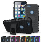 Duty Rugged Dual Layer Case with kickstand For iPhone 7 iphone 7 Plus Phone Case
