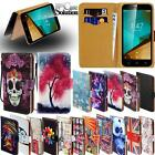 Kyпить Leather Stand Flip Wallet Cover Mobile Phone Case For Vodafone Smart 4/6/7 Model на еВаy.соm