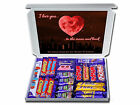 Personalised I LOVE YOU TO THE MOON & BACK Gift Hamper Chocolate or Sweets *