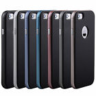Shockproof Slim Bumper Soft Matte TPU Case Cover For Apple iPhone 6/6s/7/7Plus
