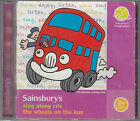 The Wheels On The Bus Sing Along CD 20 Favourite Childrens Songs FASTPOST