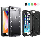 For iPhone 8 Plus Poetic [Heavy Duty] Dual Layer Shockproof Rugged Cover Case