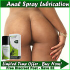 Apronal Anal Lubrication Spray 15ml Natural Unisex Anal Lube Easy, Fun & Comfort