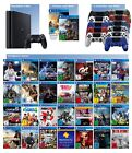 Sony Playstation 4 / PS4 SLIM (500GB) - BUNDLE NACH WAHL (Games & Controller)