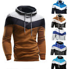 Kyпить Men's Winter Hoodie Warm Hooded Sweatshirt Coat Jacket Outwear Sweater на еВаy.соm