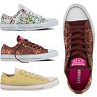 New Womens Ladies Girls Lace Up Stylish Casual All Star Converse Trainers Shoes
