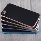 Shockproof Hard Bumper Rubber Soft Matte Cover Case For Apple iPhone 6s 7 7 Plus