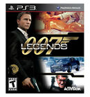 NEW Sony PlayStation 3 PS3 007 Legends Rated T Game FREE SHIPPING