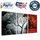 Canvas Wall Art Decor 3 Piece Large Landscape Modern Abstract Set of Paintings