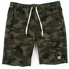 Fourstar 4Star Collective Drawcord Camo Camoflage Straight Slim Fit Short NWT