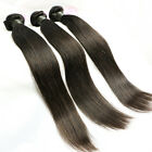 Malaysian Hair Virgin Human Unprocessed Weft Straight Wave Remy Extensions 6A