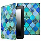 For All-New Amazon Kindle Paperwhite (2012 2013 2015 2016) Case Slim Shell Cover
