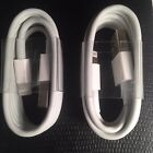 OEM Original iPhone 6 6s 5 5s Wall Charger Adapter USB Lightning Cable Earpods