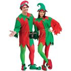 Elf Costume Adult Christmas Fancy Dress