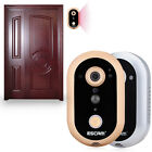 ESCAM QF600 720P Doorbell Wireless IP Camera Wifi Night Vision HD Security Cam