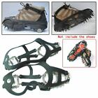 18Teeth Claws Crampon Ski Ice Snow Spikes Non-slip Shoe Cover for Climbing