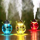 Beetle Ladybug Home LED Aroma Humidifier Air Diffuser Purifier Office Atomizer