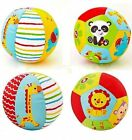 Infant Baby Toddler Kid Child Soft Stuffed Rattle Little Ball Sport Toy New