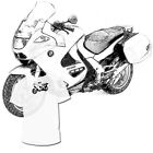 BMW K 1200 GT drawing T shirt Battletwin S1 S2 XB YOUR Bike Drawing Is Available