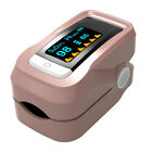 Portable Fingertip Blood Oxygen SPO2 PR Pulse Heart Rate Monitor Oximeter W/Bag