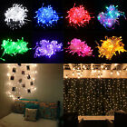 100 LED Multifunction Holiday Christmas Party Fairy String Dorm Lights 32 ft