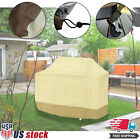 """BBQ Gas Grill Cover Barbecue Patio Garden Waterproof Outdoor 58"""" 64"""" 70"""" 72"""""""