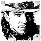 Stevie Ray Vaughan Drawing T shirt Jimi Hendrix Jimmy Page Eric Clapton Availble
