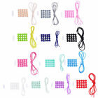 New 9mm 20Pcs Silicone BPA Free Round Beads Necklace Baby Safe Chew Teether