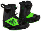 RONIX ONE Boots 2014 phantom/psycho green Wakeboard Bindung