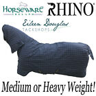 Horseware RHINO ALL IN ONE TURNOUT RUG Medium or Heavy Combo Fixed Neck