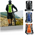Cycling Bicycle Backpack Mountain Bike Riding Bag Travel Hydration Water Pack