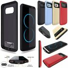 8000mAh External Battery Charger Power Case For Samsung Galaxy S7 Edge S8 + S9