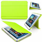 Smart Leather Book Folding Stand Case Cover For Samsung Galaxy Note 10.1 2012/14