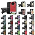 LG [K3] Armor Case KickStand  [Screen Protector] Design [M]