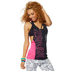Zumba Tied Up Tank Top - Gumball Z1T01116
