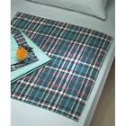 Becks Classic PLAIDBEX Reusable Heavy Absorbency Underpads, Incontinence Aids