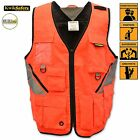KwikSafety High Visibility Heavy Duty Tool Vest Construction Carpenter Plumber