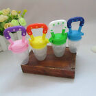 Baby Infant Food Nipple Feeder Silicone Pacifier Fruits Feeding Tool Supplies