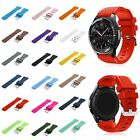 Fashion Sports Soft Silicone Bracelet Strap Band For Samsung Gear S3 Frontier CA