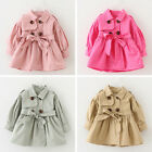 baby girl jackets 9 12 months - Baby Girl Toddler Kids Windbreaker Outerwear Coat Jacket Wrap Tops Outfit 1-4Y