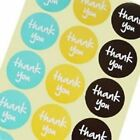 thank you Craf Seal Stickers - 3 colours- Card Making Home Baking Gift Wrap