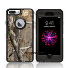 For iPhone 7 / 7 Plus Case [Clip Fits Otterbox Defender] Holster Camo