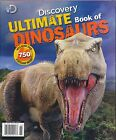 2016 Discovery Magazine ~ Ultimate Book Of Dinosaurs (112 Pages)