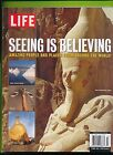 2014 Life Magazine ~ Seeing Is Believing Amazing People And Places  (112 Pages)