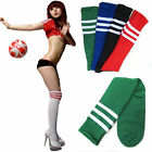 Soccer Baseball Football Basketball Sport Over Knee Ankle Men Women Stripe Socks
