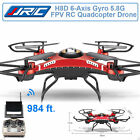 JJRC H8D/H8 mini 6-Axis Gyro 5.8G FPV RC Quadcopter Drone Camera With Monitor OY