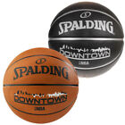 SPALDING NBA Downtown Rubber Outdoor Basketball Size 7