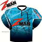 Zman Tournament Fishing Shirt ( Z-man ) BRAND NEW WITH TAGS Z Man beach camping